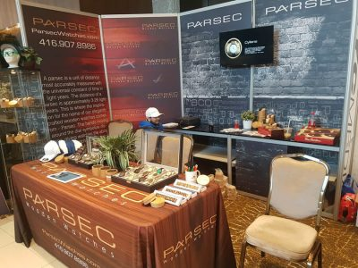Parsec Booth