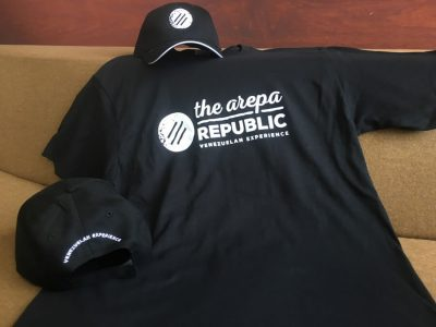The Arepa Republic Apparel