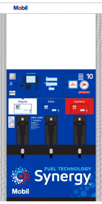Mobil Pumps_Gilbarco Advantage 48