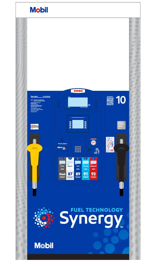 Dispenser Graphics | MYC Graphics