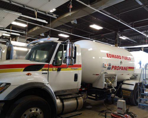 Petroleum Tanker Decals (3)